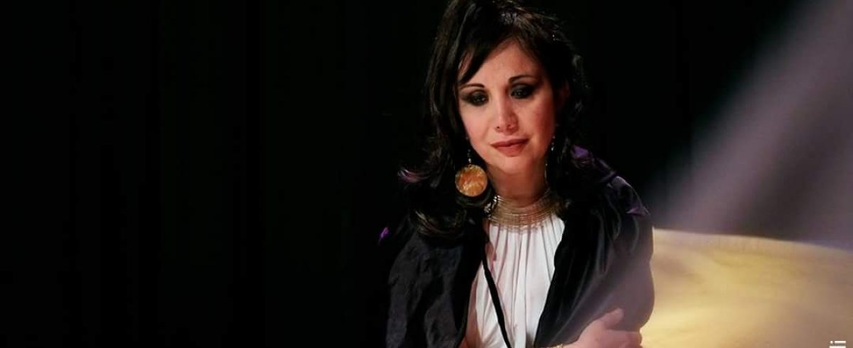 Antonella A. Rizzo – poeta, scrittrice, performer